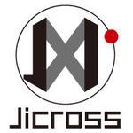 Jicross様 ロゴデザイン